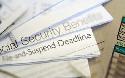 Social Security File-and-Suspend Deadline Approaches
