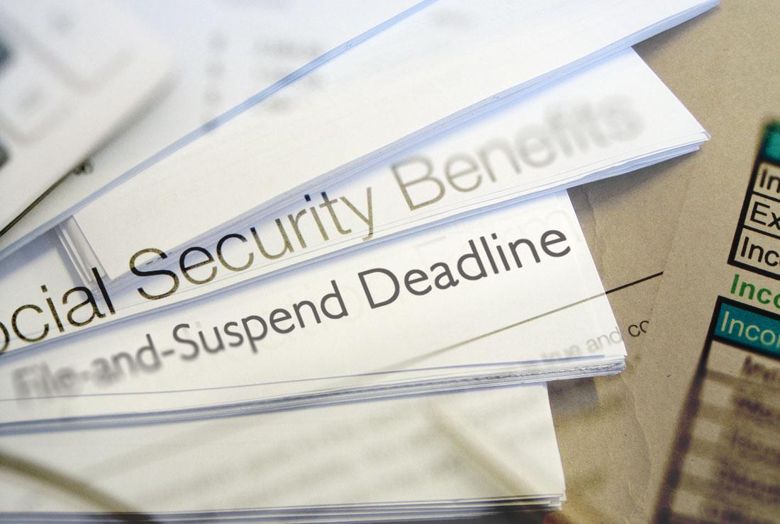 File and Suspend