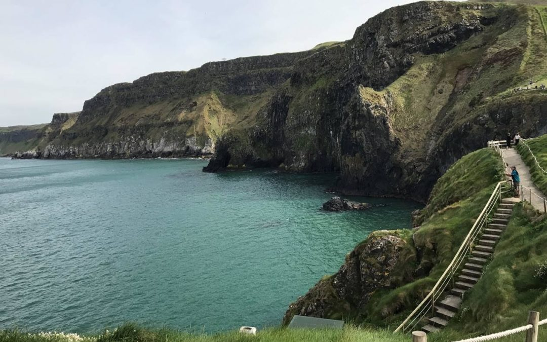 Bob Explores the Homeland – Ireland!